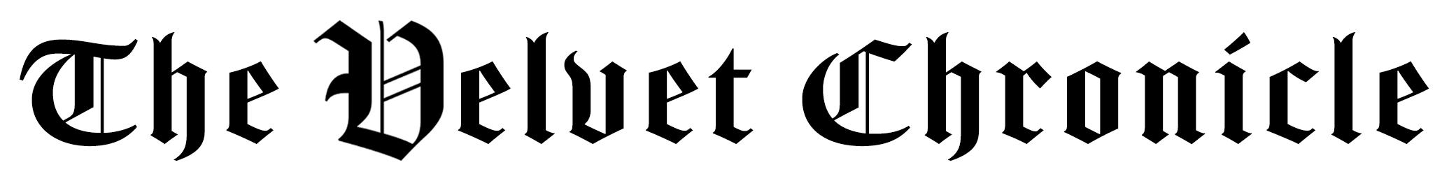 The Velvet Chronicle site logo