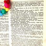 dictionary lesbian pride copyright JD Robertson Drop the L