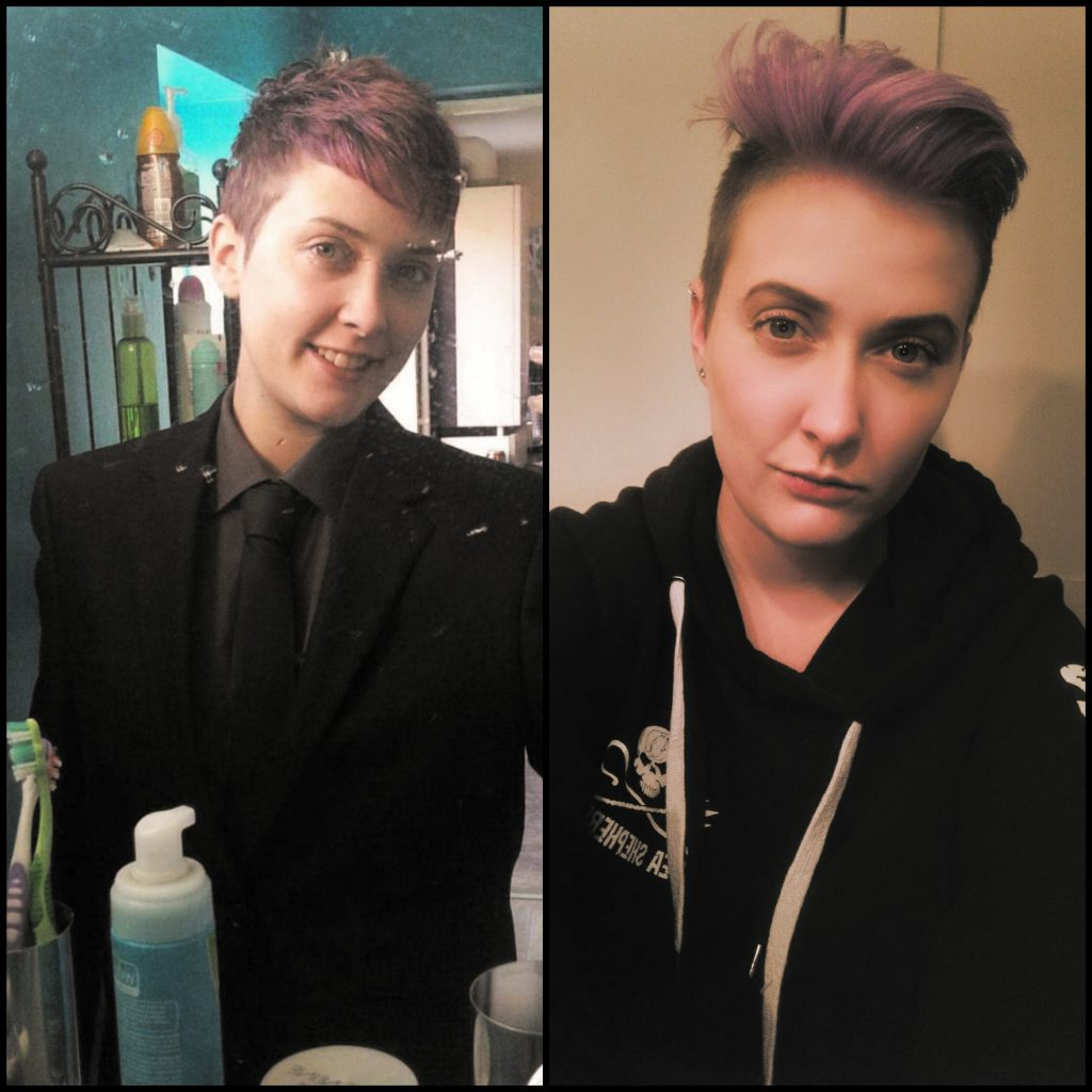 Charlie Evans, detransitioner, age 17, and now, age 27