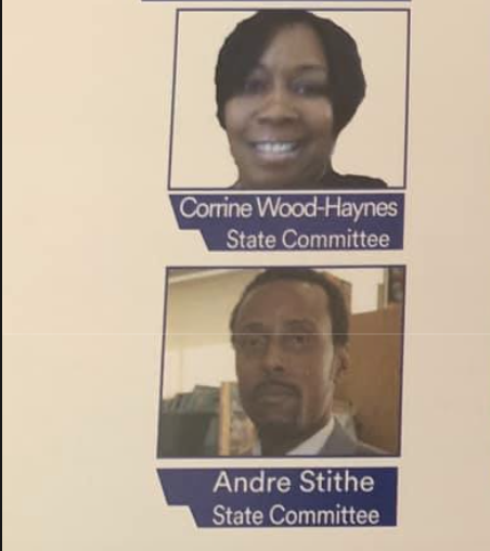 Corrine Haynes-Wood and Andre Stith run for 37th AD State Committee Members in Queens