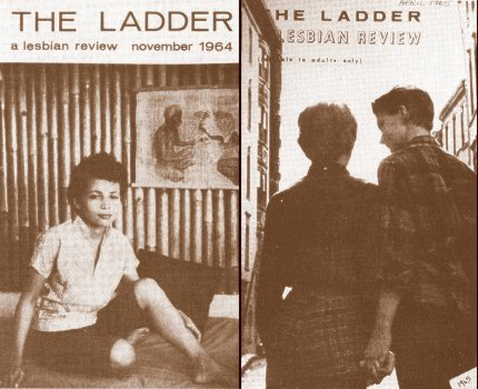 The Ladder, a lesbian review, November 1964